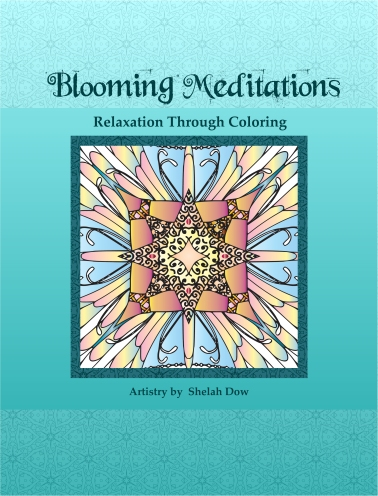 FrontCover-BloomingMeditations-ColoringBook-ShelahDow
