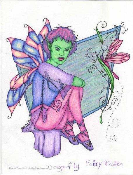 DragonflyMaiden-Deseree CundiffSmaller